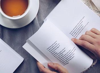 시를 활용한 독서치료